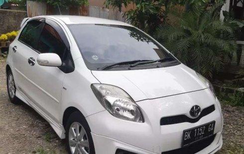 Jual cepat Toyota Yaris TRD Sportivo 2012 di Sumatra Utara