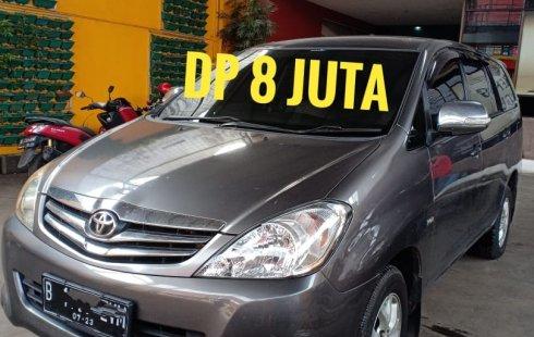 Jual cepat Toyota Kijang Innova 2.0 G 2010 di Bekasi