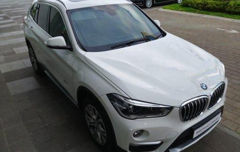 Dijual cepat BMW The New  X1 18i Xline 2017 Terbaik di DKI Jakarta