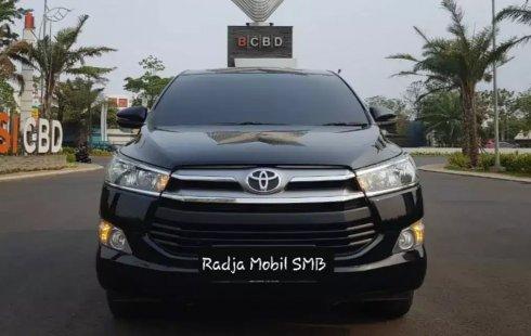 Jual Cepat Toyota Kijang Innova 2.4G 2018 di Bekasi
