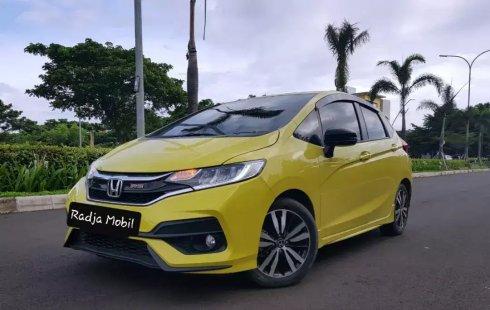 Jual Mobil Bekas Honda Jazz RS 2018 di Bekasi