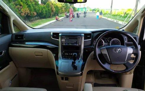 Jual Mobil Bekas Toyota Alphard G ATPM 2014 di Bekasi