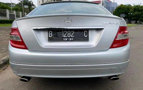Jual Mobil Bekas Mercedes-Benz C-Class C 280 2010 di DKI Jakarta