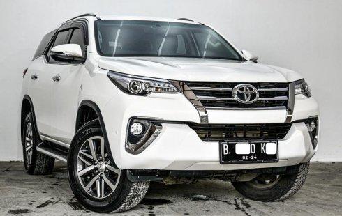 Jual Cepat Mobil Toyota Fortuner VRZ 2018 di DKI Jakarta