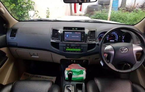 Dijual mobil bekas Toyota Fortuner G VNT TRD AT 2015 di Bekasi