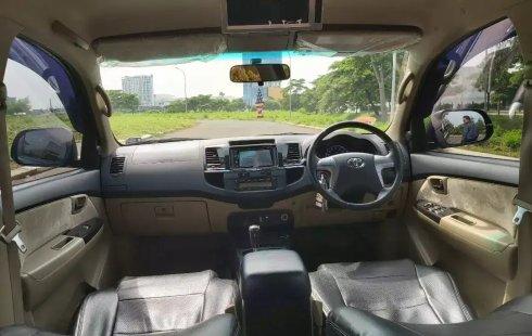 Bekasi, Dijual cepat Toyota Fortuner G VNT TRD AT 2015