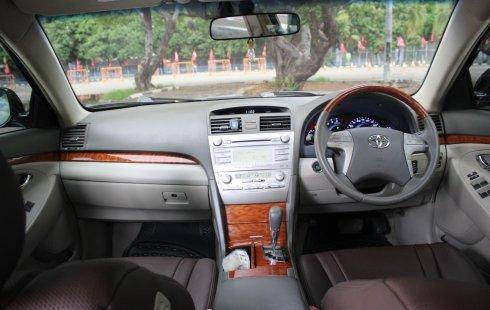 Dijual mobil Toyota Camry 2.4 V 2011 Terbaik di DKI Jakarta