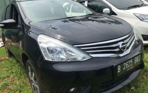 Dijual mobil bekas Nissan Grand Livina XV 2017, Bekasi