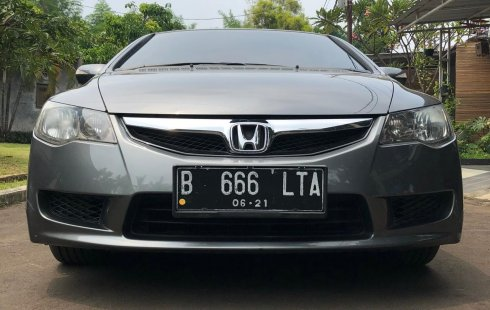 Jual Mobil Bekas Honda Civic 1.8 2011 di Bekasi
