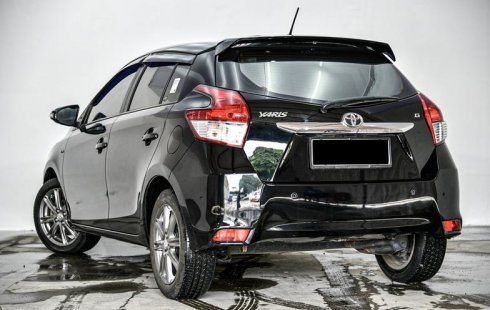 Dijual cepat Toyota Yaris G 2016 Termurah di DKI Jakarta