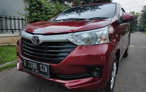 Banten, jual mobil Toyota Avanza E 2017 dengan harga terjangkau