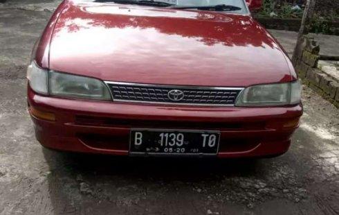 Jual cepat Toyota Corolla 1995 di Jawa Tengah