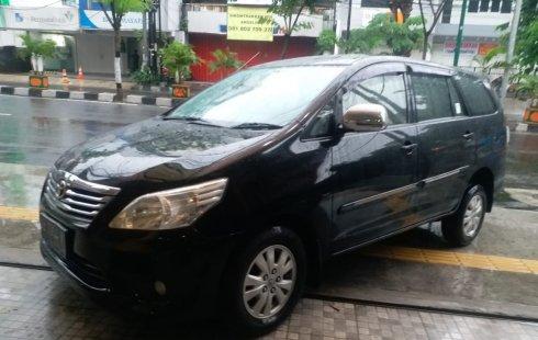 Dijual mobil Toyota Kijang Innova 2.0 G Manual bensin 2012, DIY Yogyakarta