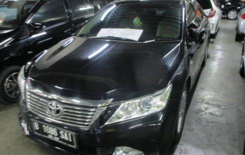 Dijual cepat Toyota Camry 2.5 V 2013 Terbaik, DKI Jakarta