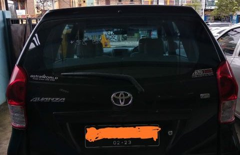 Dijual Cepat Toyota Avanza E 2013 di Kalimantan Timur