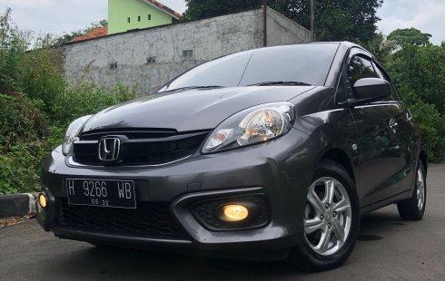 Jual Cepat Mobil Honda Brio E CVT 2017 di Jawa Tengah
