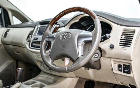 Dijual Cepat Toyota Kijang Innova V Luxury 2014 di DKI Jakarta