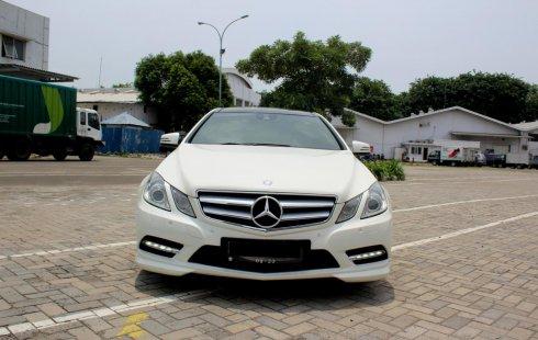 Dijual Cepat Mercedes-Benz E-Class E250 2012 di DKI Jakarta