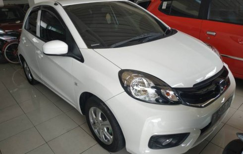 Dijual Mobil Honda Brio Satya E 2018 di Jawa Tengah