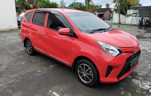 Jual Cepat Toyota Calya E 2017 di DIY Yogyakarta
