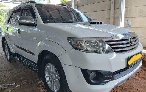 DIY Yogyakarta, Dijual cepat Toyota Fortuner G TRD 2012