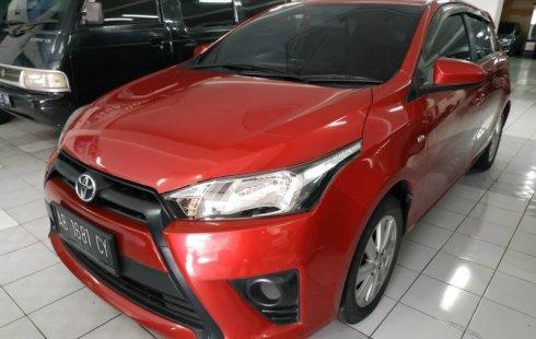 Jual Mobil Bekas Toyota Yaris G 2016 di DIY Yogyakarta
