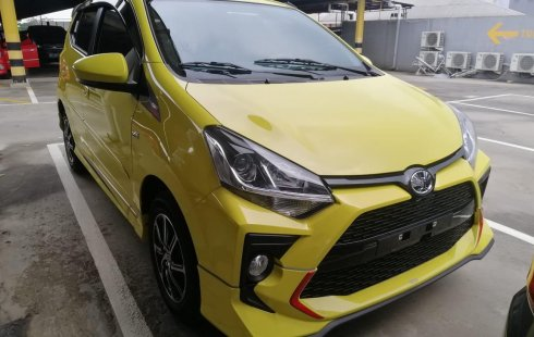 Promo Toyota Agya TRD Sportivo 2020 cicilan 2.3jtaan, Depok