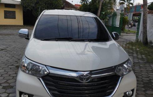 Jual Mobil Bekas Toyota Avanza G 2017 di DIY Yogyakarta