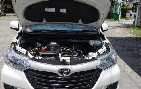 Jual Mobil Bekas Toyota Avanza E 2018 di DIY Yogyakarta