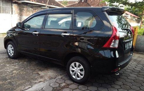 Dijual Cepat Toyota Avanza E 2014 di DIY Yogyakarta