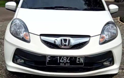 Jual Mobil Bekas Honda Brio Satya E 2015 di Bogor