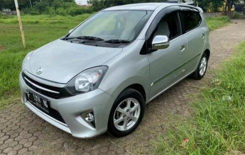 Jual Mobil Bekas Toyota Agya G 2016 di Bogor
