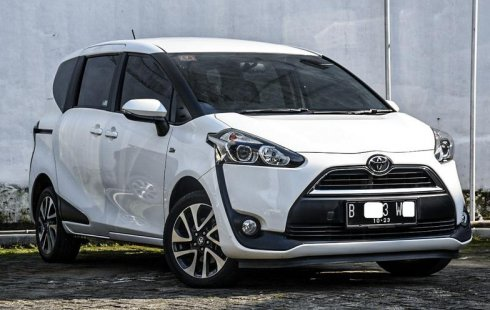 Dijual Cepat Toyota Sienta V 2018 di DKI Jakarta