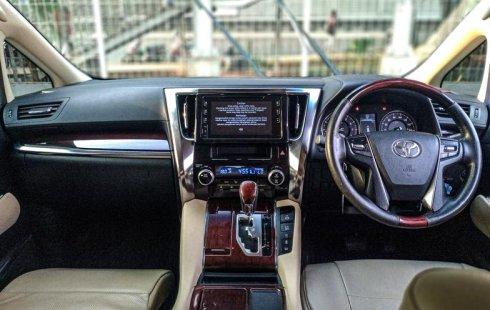 Jual Cepat Toyota Alphard G 2015 di Depok