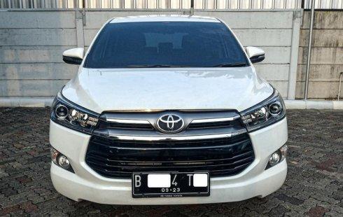 Dijual Mobil Toyota Kijang Innova V 2018 di Depok