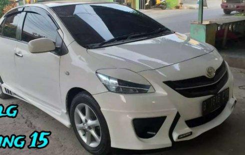 Jual Toyota Vios TRD 2011 harga murah di Lampung
