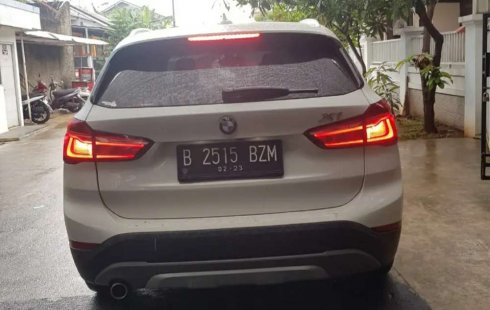 Jual cepat BMW X1 sDrive18i xLine 2018 di Banten