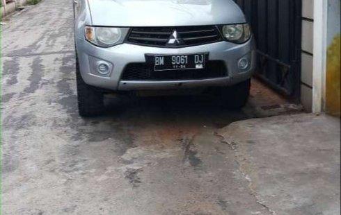 Riau, jual mobil Mitsubishi Triton GLX 4x4 2014 dengan harga terjangkau