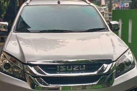 Isuzu MU-X 2017 Sumatra Utara dijual dengan harga termurah