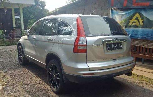 Mobil Honda CR-V 2010 2.4 dijual, Jawa Tengah