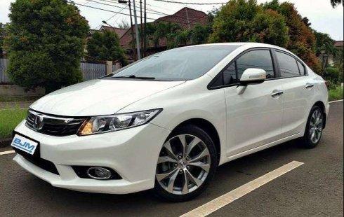 Jual cepat Honda Civic 2.0 2013 di DKI Jakarta