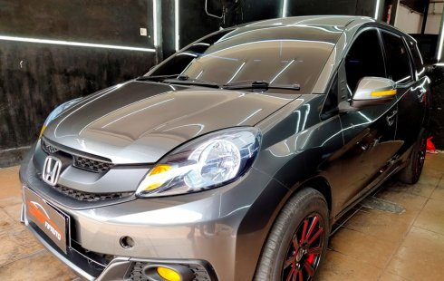 DKI Jakarta, Dijual cepat Honda Mobilio 1.5 E AT 2014 Bekas