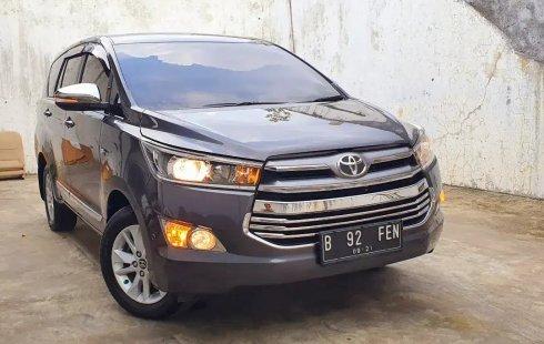 Dijual Mobil Toyota Kijang Innova V 2016 di Jawa Tengah