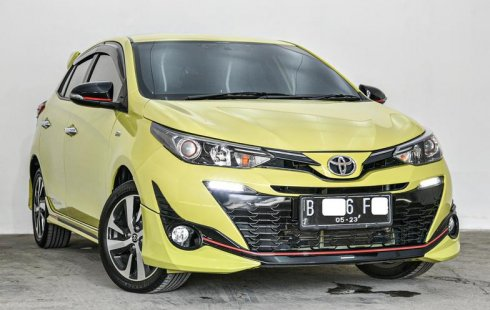 Dijual Mobil Toyota Yaris TRD Sportivo 2018 di DKI Jakarta