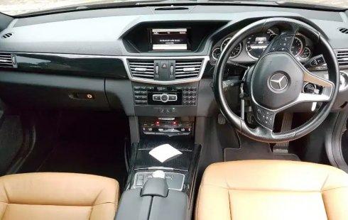 Jual mobil Mercedes-Benz E-Class E 250 AT 2013, Bekasi