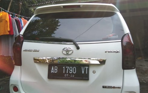 Dijual mobil bekas Toyota Avanza Veloz 2012, DIY Yogyakarta