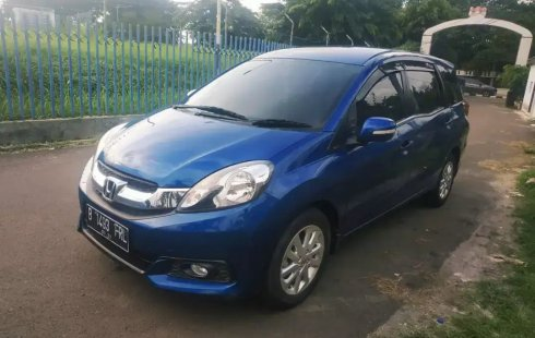 DKI Jakarta, Dijual cepat Honda Mobilio E MT 2015