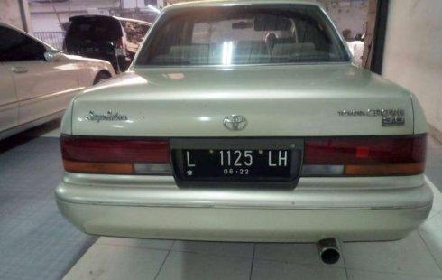 Jual cepat Toyota Crown Super Saloon 1998 di Jawa Timur
