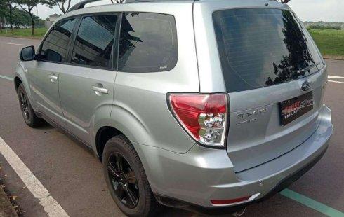 Jual Subaru Forester 2012 harga murah di DKI Jakarta