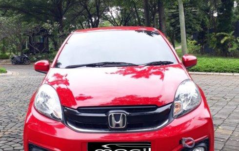 Dijual Cepat Honda Brio Satya E 2016 Bekas, DKI Jakarta